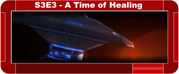 Episode 15 - A Time of Healing